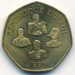 Гаити, 5 гурдов (1995 г.)