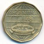 Аргентина, 100 песо (1978 г.)