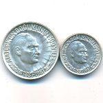 Турция, Набор монет (1981 г.)
