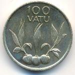 Вануату, 100 вату (1995 г.)