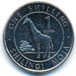 Кения, 1 шиллинг (2018 г.)