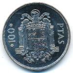 Испания, 100 песет (1975 г.)
