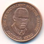 Ямайка, 25 центов (1995 г.)
