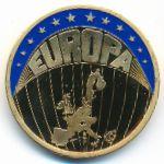 Европа, 1 экю (1998 г.)