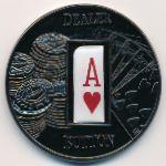 Палау, 1 доллар (2008 г.)