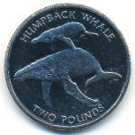 Южная Джорджия и Южные Сэндвичевы острова, 2 фунта (2006 г.)