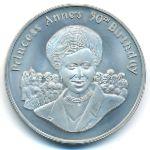 Тристан-да-Кунья, 50 пенсов (2000 г.)