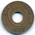 Восточная Африка, 1 цент (1930 г.)