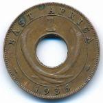 Восточная Африка, 1 цент (1935 г.)