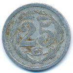 Алжир, 25 сентим (1922 г.)