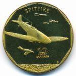 Маршалловы острова, 10 долларов (1991 г.)