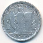 Гондурас, 1 песо (1892 г.)