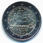 Эстония, 2 евро (2020 г.)