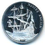 Конго, 500 франков (1991 г.)