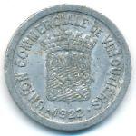 Нотгельды Франции, 10 сентим (1922 г.)