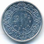 Суринам, 1 цент (1982 г.)