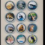 Уганда, Набор монет (2010 г.)