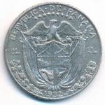Панама, 1/2 бальбоа (1930–1932 г.)