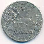 Новая Зеландия, 1 доллар (1977 г.)