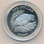 Новая Зеландия, 1 доллар (1986 г.)