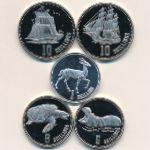 Сомалиленд, Набор монет (2019 г.)