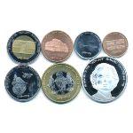 Редонда, Набор монет (2013 г.)