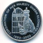 Остров Святой Елены, 50 пенсов (2003 г.)