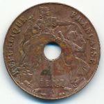 Французский Индокитай, 1 цент (1939 г.)