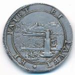Ливорно, 1 толеро (1685 г.)