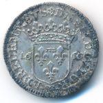 Кампи, 1 луиджино (1666 г.)