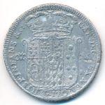 Неаполь и Сицилия, 120 гран (1749 г.)