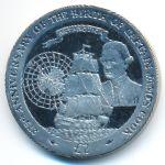Южная Джорджия и Южные Сэндвичевы острова, 2 фунта (2003 г.)