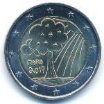 Мальта, 2 евро (2019 г.)