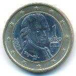 Австрия, 1 евро (2009 г.)