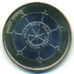 Словения, 3 евро (2012 г.)