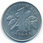Тринидад и Тобаго, 1 доллар (1979 г.)