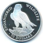 Острова Кука, 50 долларов (1991 г.)