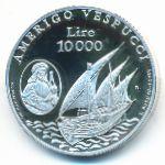 Сан-Марино, 10000 лир (1995 г.)