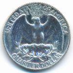 США, 1/4 доллара (1961 г.)