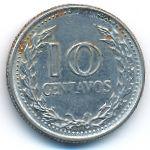 Колумбия, 10 сентаво (1974 г.)