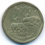 Индонезия, 100 рупий (1997 г.)