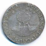 Боливия, 4 соля (1830 г.)