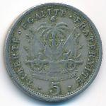 Гаити, 5 сентим (1904 г.)