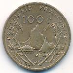 Французская Полинезия, 100 франков (1982 г.)