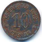 Нотгельды, 10 пфеннигов (1918 г.)