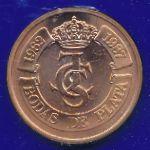 Испания, 500 песет (1987 г.)