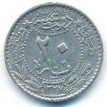 Турция, 20 пар (1913 г.)