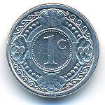 Антильские острова, 1 цент (2000 г.)