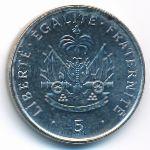 Гаити, 5 сентим (1995 г.)