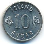 Исландия, 10 эйре (1969 г.)
